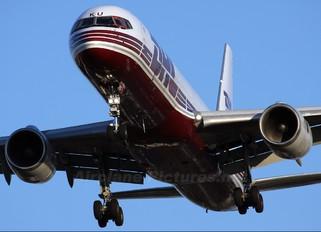 G-BIKU - DHL Cargo Boeing 757-200F