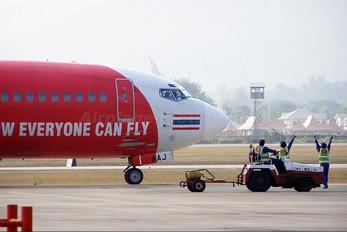 HS-AAJ - AirAsia (Thailand) Boeing 737-300