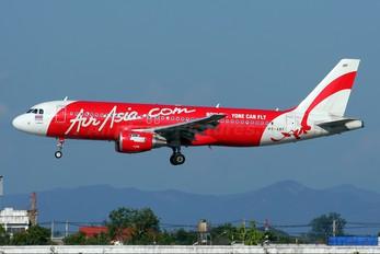 HS-ABF - AirAsia (Thailand) Airbus A320