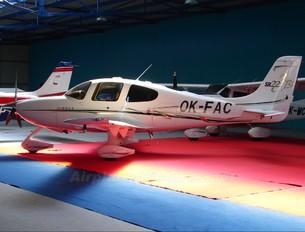 OK-FAC - Private Cirrus SR22
