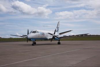G-LGNA - FlyBe - Loganair SAAB 340