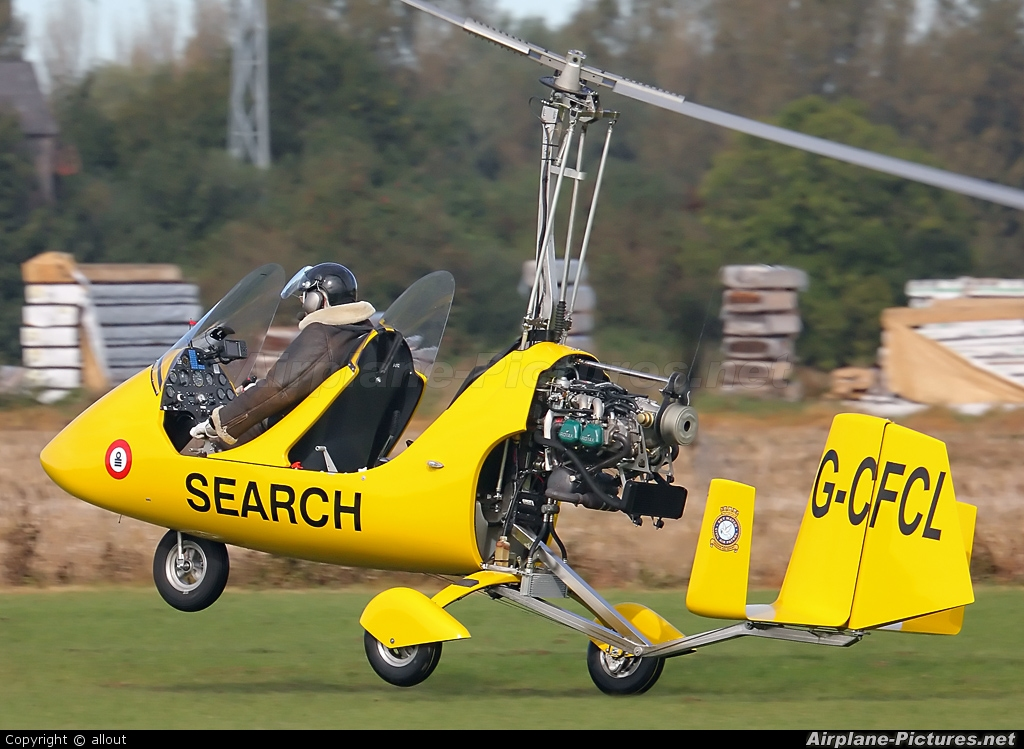 Private G-CFCL aircraft at Breighton