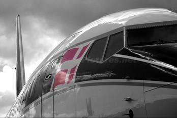 OY-MRG - Cimber Sterling Boeing 737-700