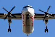 C-GNON - Air Canada Jazz de Havilland Canada DHC-8-300Q Dash 8 aircraft