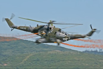 0835 - Czech - Air Force Mil Mi-35