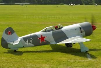 RA-3482K - Private Yakovlev Yak-3U