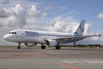 F-OKRM - Menajet Airbus A320