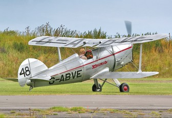 G-ABVE - Private Arrow Active