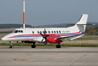 G-ISAY - Highland Airways Scottish Aviation Jetstream 41