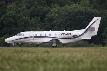 PH-DRS - Private Cessna 560XL Citation Excel