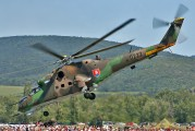 0222 - Slovakia -  Air Force Mil Mi-24D aircraft