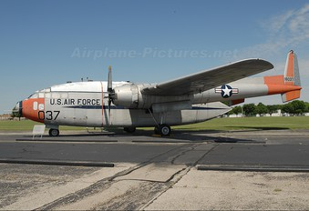 51-8037 - USA - Air Force Fairchild C-119 Flying Boxcar