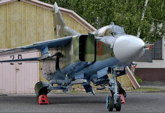 139 - Poland - Air Force Mikoyan-Gurevich MiG-23MF