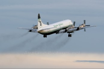 G-FIJR - Atlantic Airlines Lockheed L-188 Electra