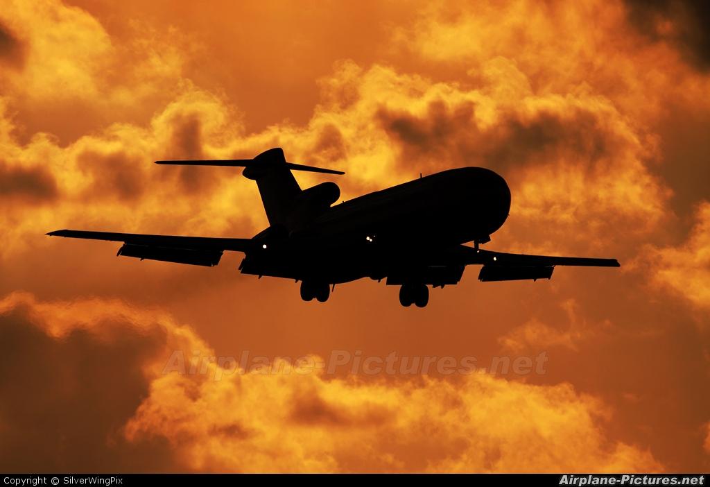 DHL Cargo HP-1610DAE aircraft at Miami Intl