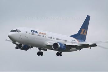 N43XA - Xtra Airways Boeing 737-400