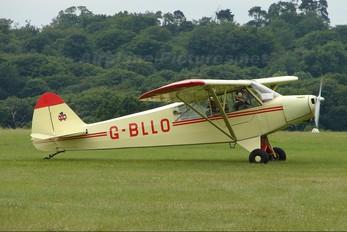 G-BLLO - Private Piper L-18 Super Cub