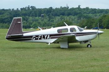 G-FLYA - Private Mooney M20J