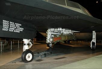 79-10781 - USA - Air Force Lockheed F-117A Nighthawk