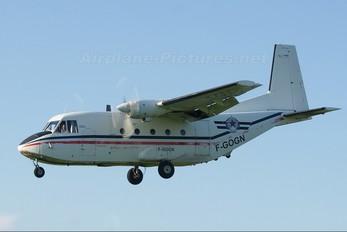 F-GOGN - Private Casa C-212 Aviocar
