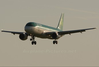 EI-DEF - Aer Lingus Airbus A320