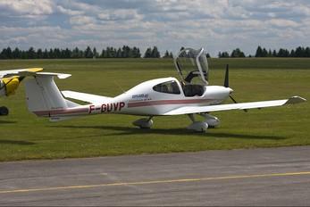 F-GUVP - Aero Club Air France Diamond DA 40 Diamond Star
