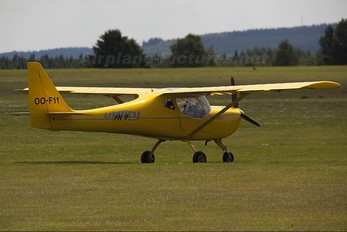 OO-F11 - Private FK Lightplanes FK9 Mk IV