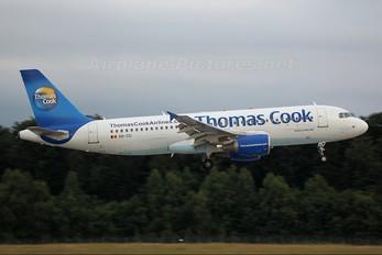 OO-TCI - Thomas Cook Belgium Airbus A320