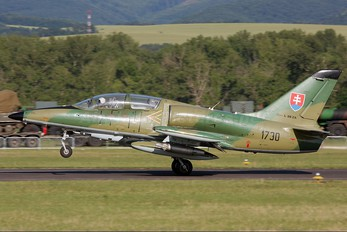 1730 - Slovakia -  Air Force Aero L-39ZAM Albatros