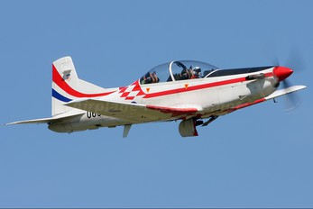 065 - Croatia - Air Force Pilatus PC-9M