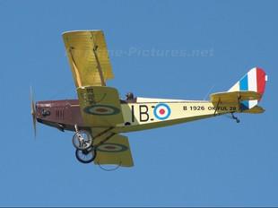 "OK-FUL 28 - Letajici Cirkus Curtiss JN-4 ""Jenny"""