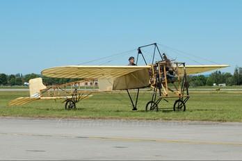 OK-OUL50 - Letajici Cirkus Bleriot XI