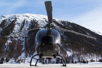 HB-ZGY - Air Engiadina Eurocopter EC120B Colibri