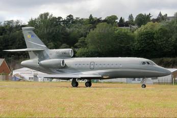 OO-VMI - Flying Group Dassault Falcon 900 series