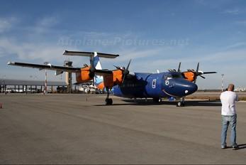 4X-AHA - Arkia de Havilland Canada DHC-7-100 series