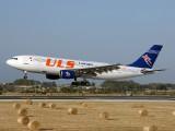 TC-ABK - ULS Cargo Airbus A300F aircraft