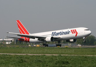 PH-MCM - Martinair Boeing 767-300ER