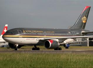 JY-AGN - Royal Jordanian Airbus A310