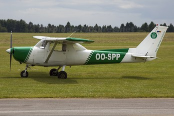 OO-SPP - Private Cessna 152