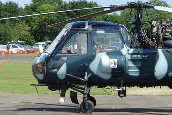G-KAXT - Private Westland Wasp HAS.1