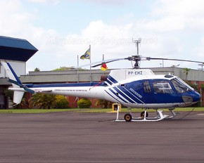 PT-EHZ - Brazil - Government Aerospatiale AS350 Ecureuil / Squirrel