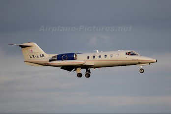 LX-LAR - Luxembourg Air Rescue Learjet 35