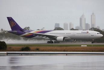 HS-TED - Thai Airways Airbus A330-300