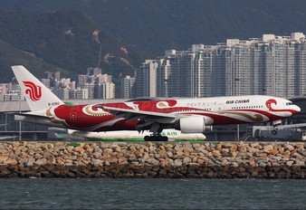 B-2060 - Air China Boeing 777-200