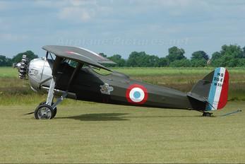 G-BZNK - Private Morane Saulnier MS.315DE