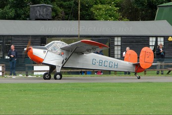 G-BCGH - Private Nord NC.854S