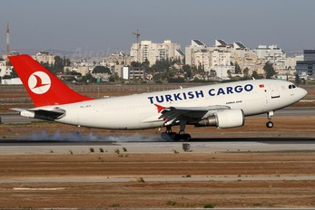 TC-JCV - Turkish Airlines Cargo Airbus A310F