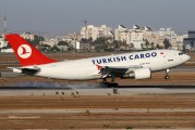 TC-JCV - Turkish Cargo Airbus A310F aircraft
