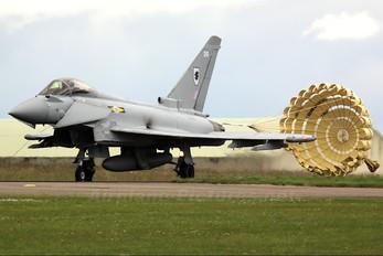 ZJ939 - Royal Air Force Eurofighter Typhoon FGR.4