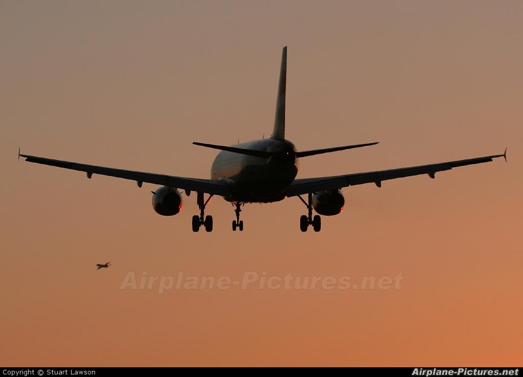 British Airways G-EUUF aircraft at London - Heathrow